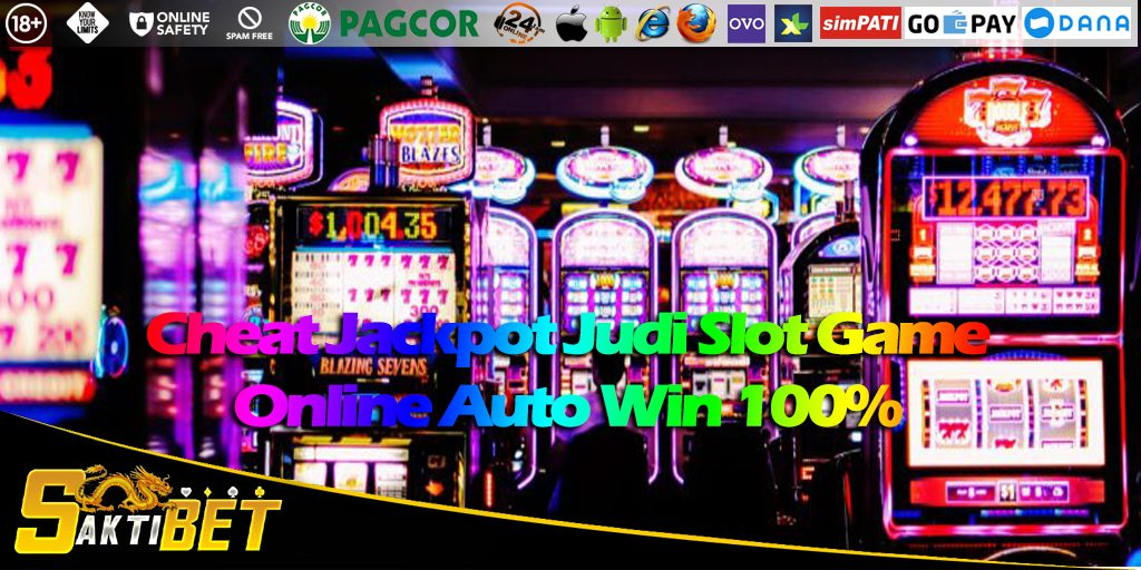Cheat Jackpot Judi Slot Game Online Auto Win 100%